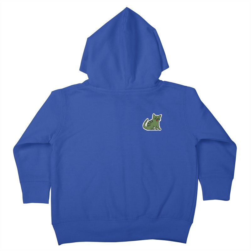 LACAT Kids Toddler Zip-Up Hoody by elanharris's Artist Shop
