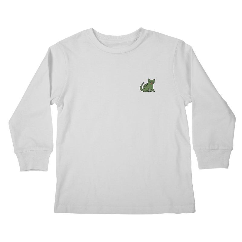 LACAT Kids Longsleeve T-Shirt by elanharris's Artist Shop