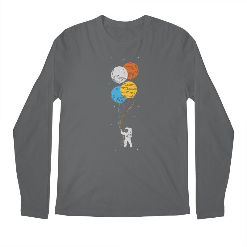 Space Oddity Men's Longsleeve T-Shirt by elanharris's Artist Shop