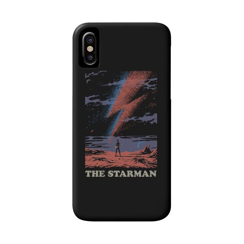 the Starman Accessories Phone Case by elanharris's Artist Shop