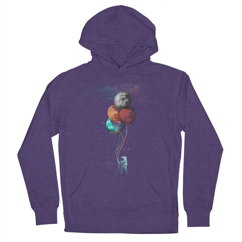 Major Tom's trip Women's Pullover Hoody by elanharris's Artist Shop