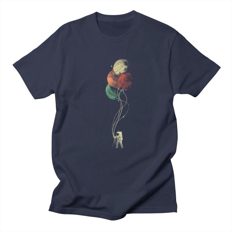 Major Tom's retro trip Men's T-shirt by elanharris's Artist Shop