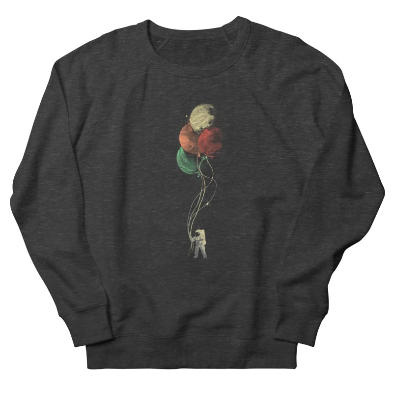 Major Tom's retro trip Women's Sweatshirt by elanharris's Artist Shop