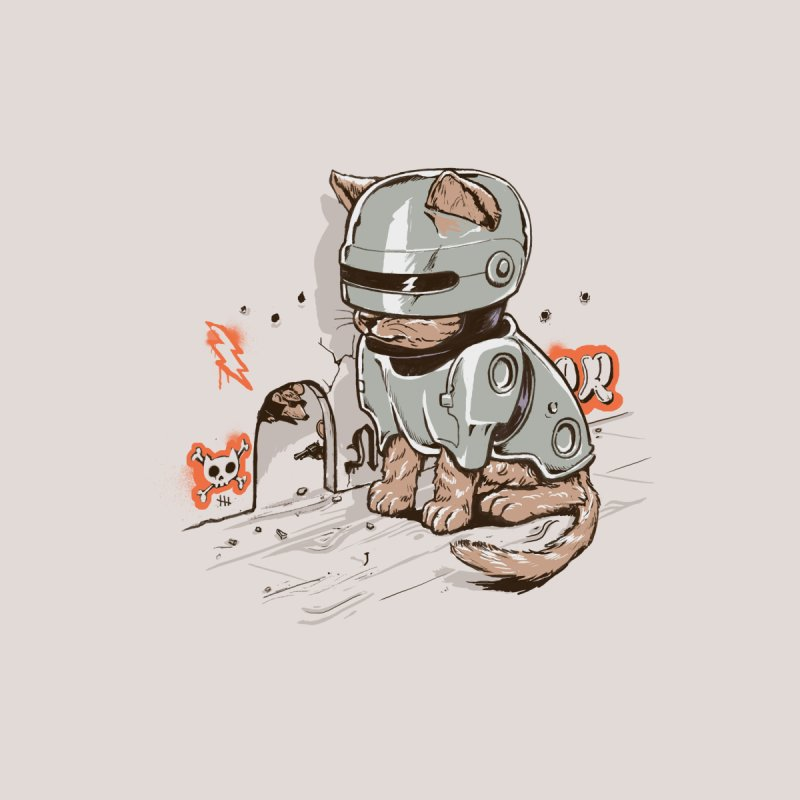 Robocat None  by elanharris's Artist Shop