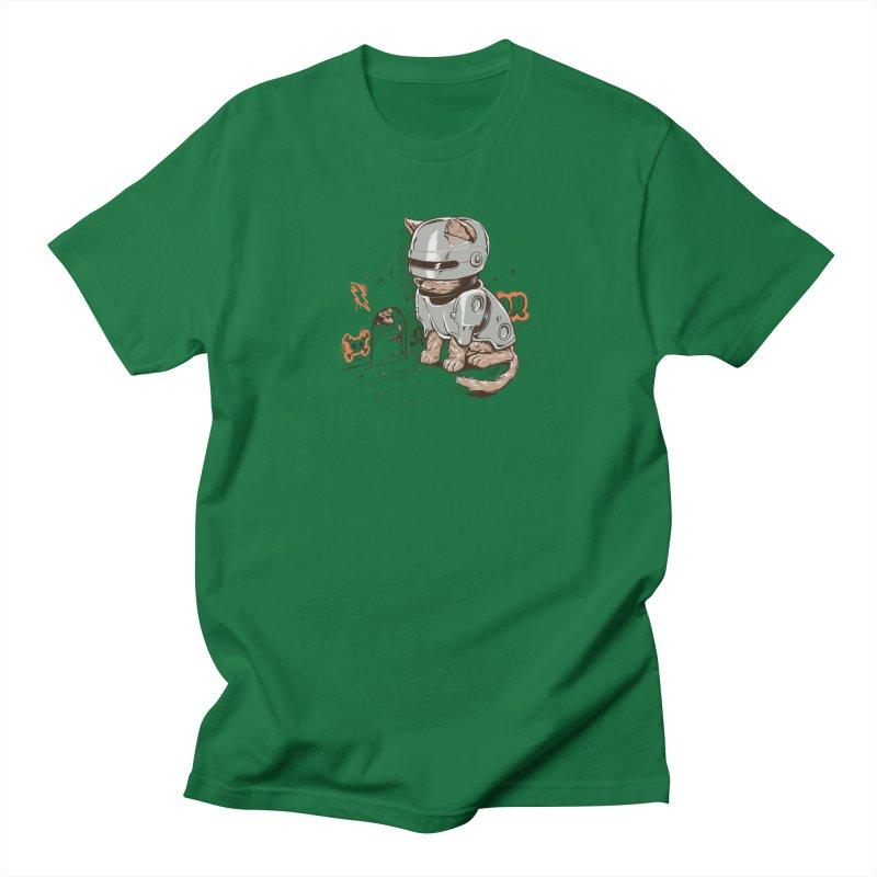 Robocat Men's T-shirt by elanharris's Artist Shop