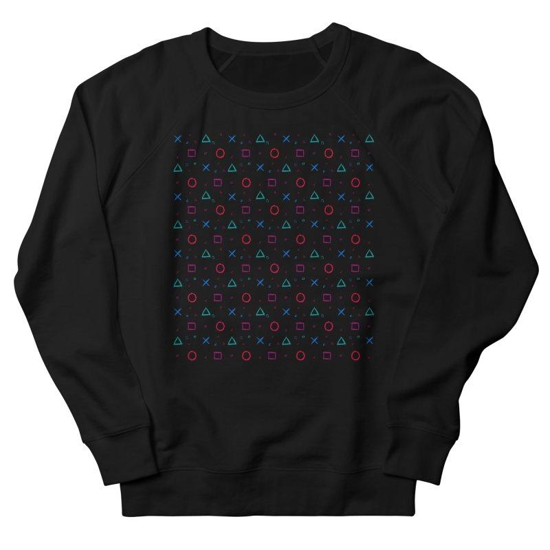 Play Now! Men's Sweatshirt by Elcorette