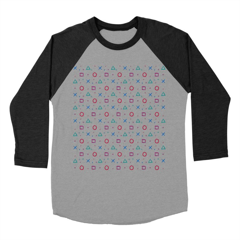 Play Now! Men's Longsleeve T-Shirt by Elcorette