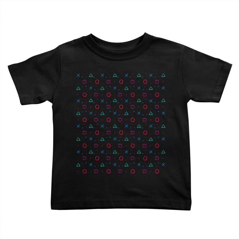 Play Now! Kids Toddler T-Shirt by Elcorette