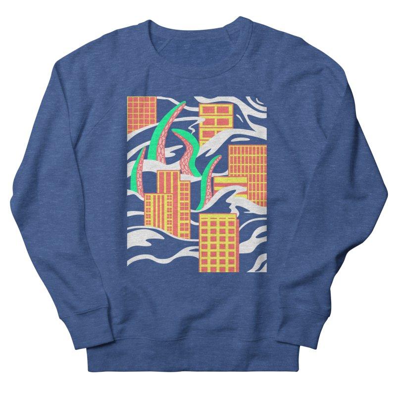 Flooded Men's Sweatshirt by Elcorette
