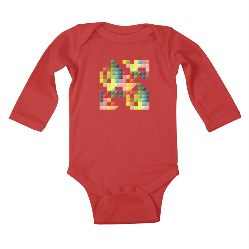 Good Afternoon Kids Baby Longsleeve Bodysuit by Elcorette