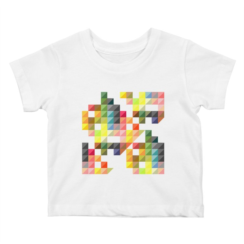 Good Afternoon Kids Baby T-Shirt by Elcorette