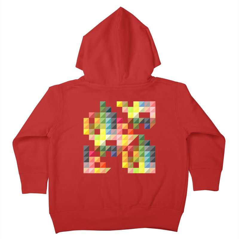 Good Afternoon Kids Toddler Zip-Up Hoody by Elcorette