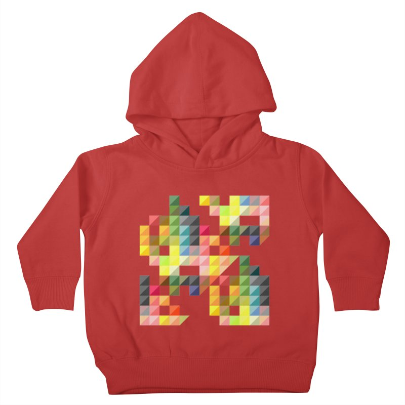 Good Afternoon Kids Toddler Pullover Hoody by Elcorette