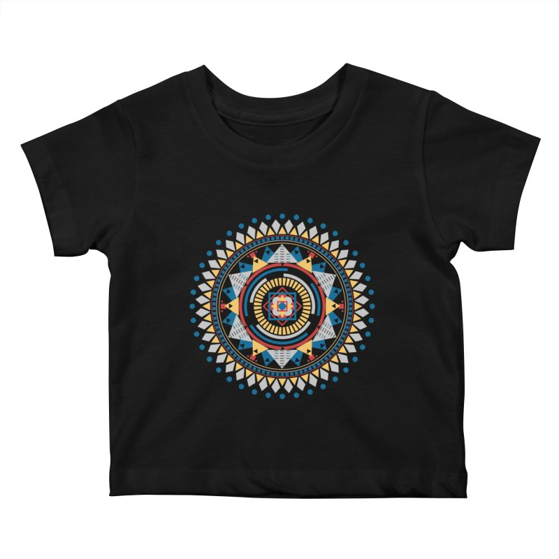 Higher State Kids Baby T-Shirt by Elcorette