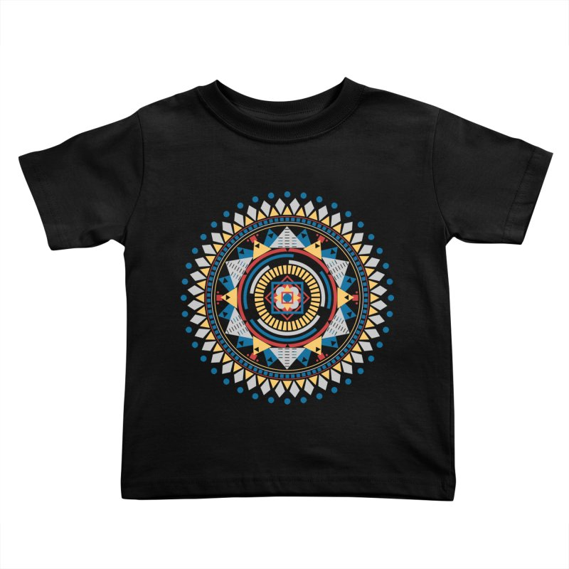 Higher State Kids Toddler T-Shirt by Elcorette