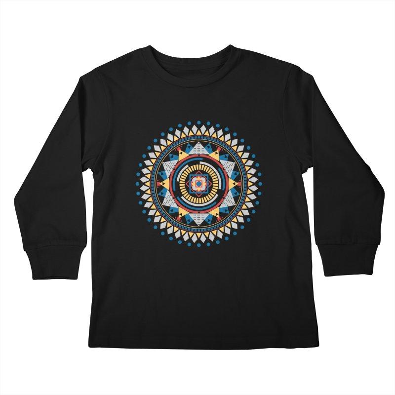 Higher State Kids Longsleeve T-Shirt by Elcorette