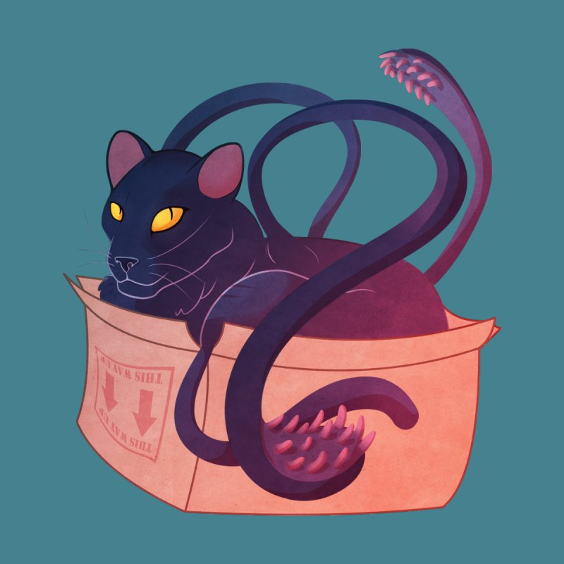 Displacer Beast by Eldritch Rach's Artist Shop