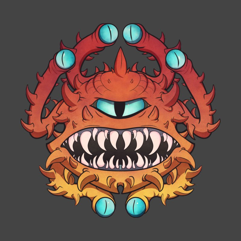 Beholder by Eldritch Rach's Artist Shop