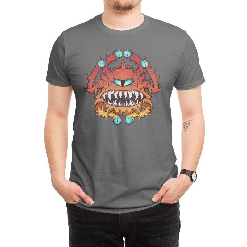 Beholder Men's T-Shirt by Eldritch Rach's Artist Shop