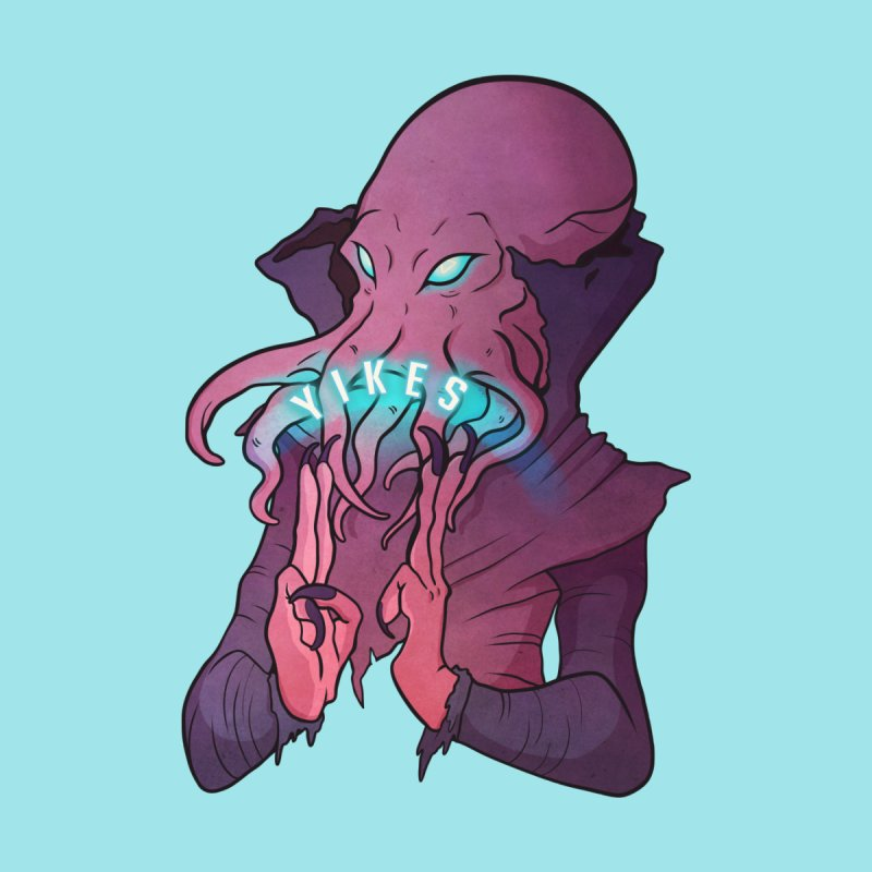 Mindflayer by Eldritch Rach's Artist Shop