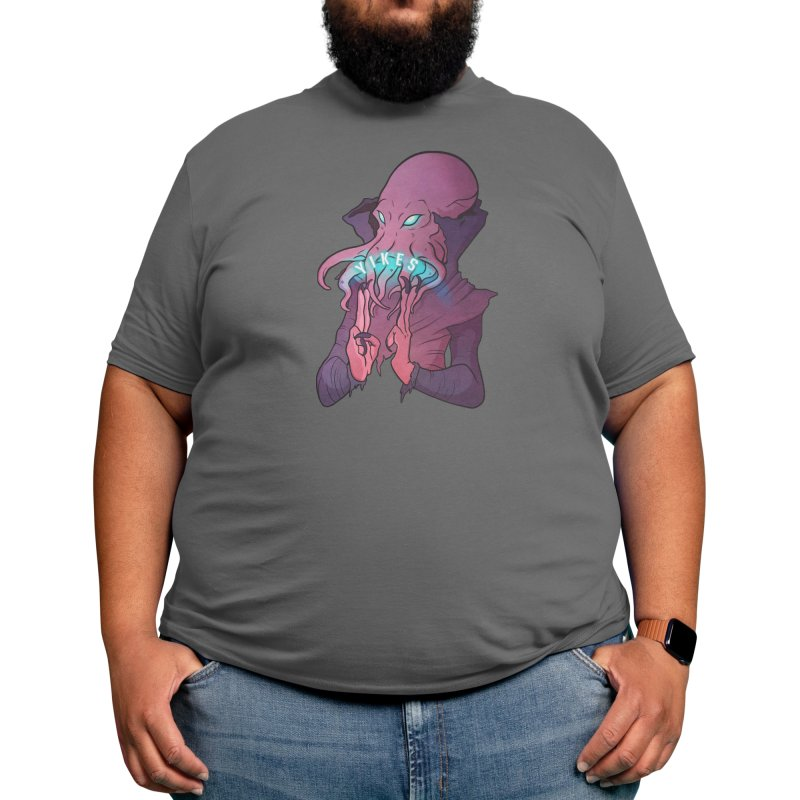 Mindflayer Men's T-Shirt by Eldritch Rach's Artist Shop
