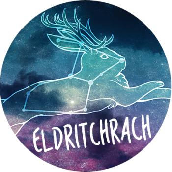 Eldritch Rach's Artist Shop Logo