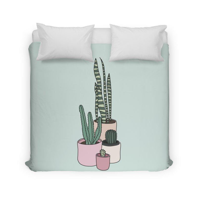 Cactus by Elebea Home Duvet by elebea