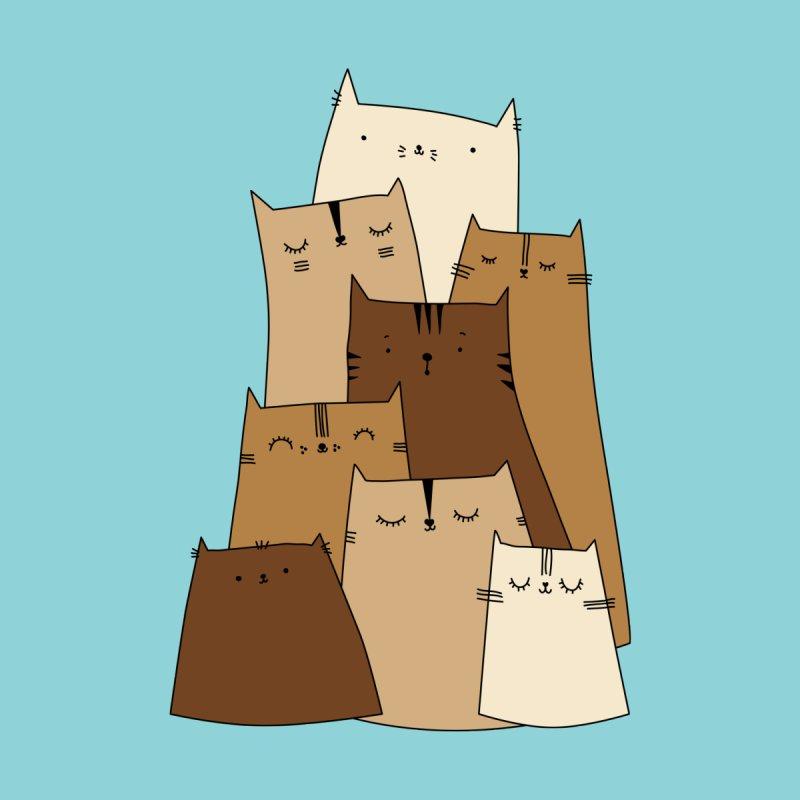 Cat mountain by Elebea by elebea