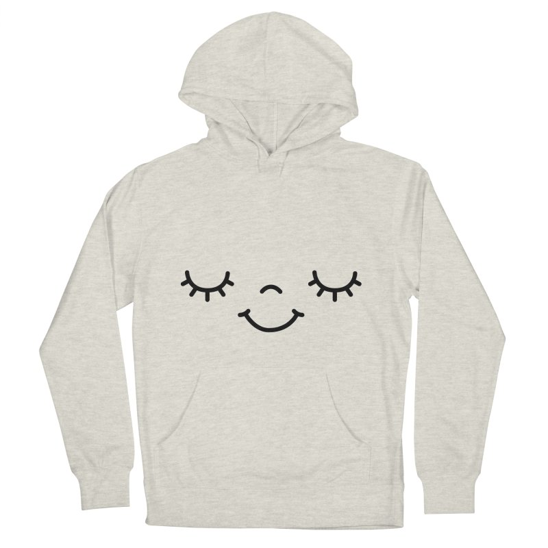 Happy face by Elebea Women's Pullover Hoody by elebea