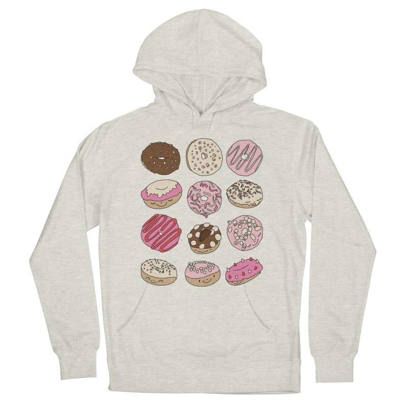 Donut paradise by Elebea Men's Pullover Hoody by elebea