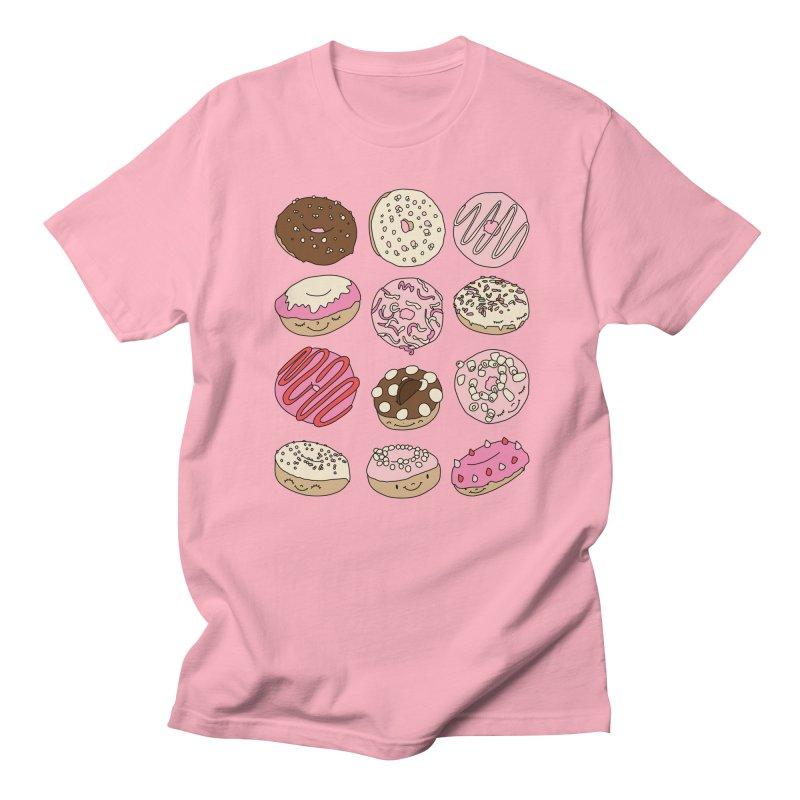 Donut paradise by Elebea Men's T-shirt by elebea
