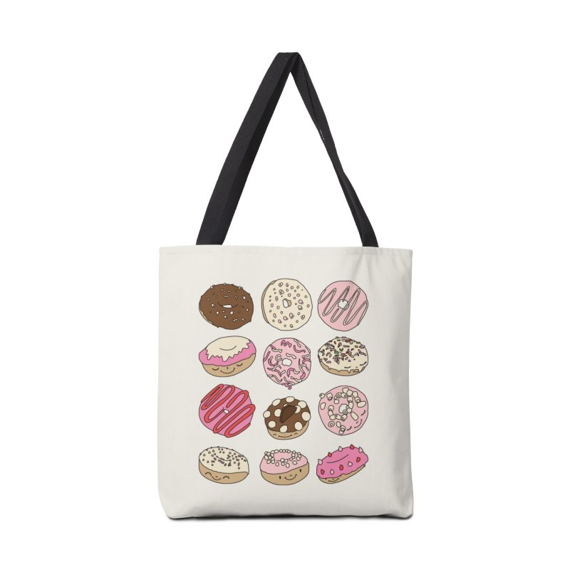 Donut paradise by Elebea Accessories Bag by elebea