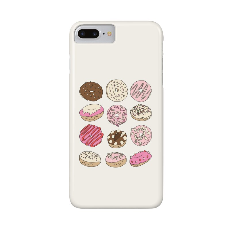 Donut paradise by Elebea Accessories Phone Case by elebea