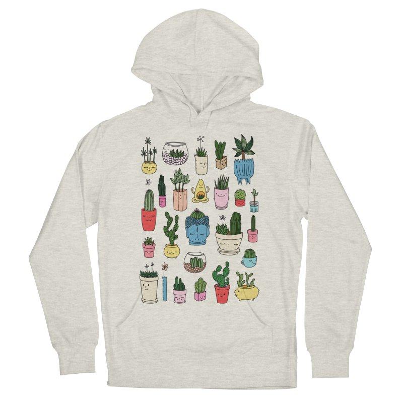 Cactus paradise by Elebea Men's Pullover Hoody by elebea