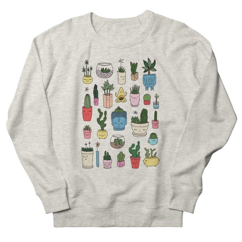 Cactus paradise by Elebea Men's Sweatshirt by elebea