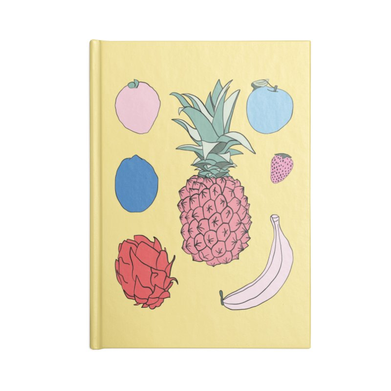 Fruit salad by Elebea Accessories Notebook by elebea