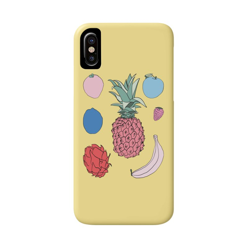 Fruit salad by Elebea Accessories Phone Case by elebea