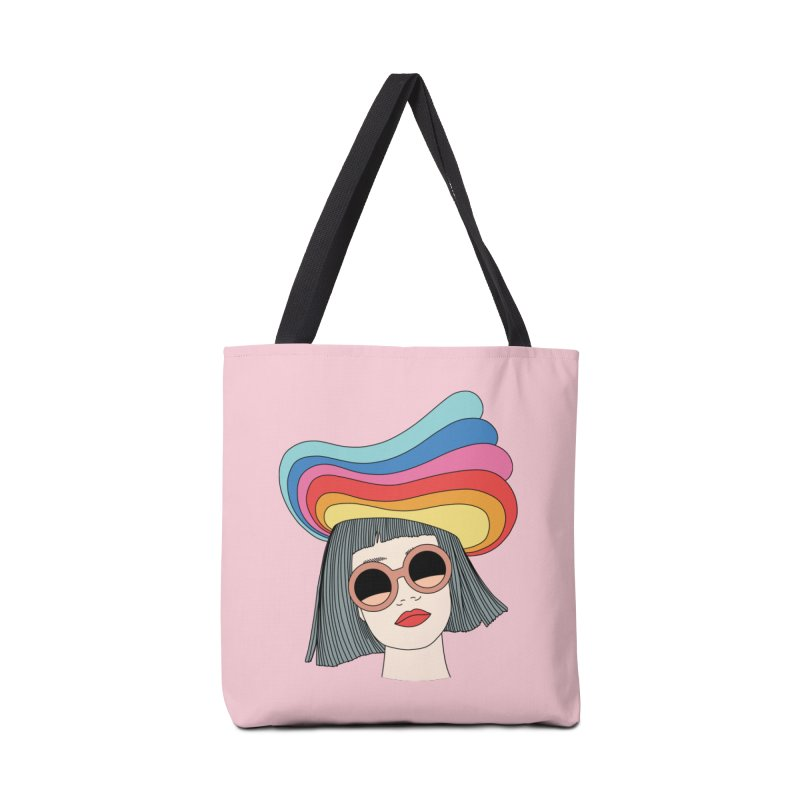 Rainbow hat by Elebea Accessories Bag by elebea