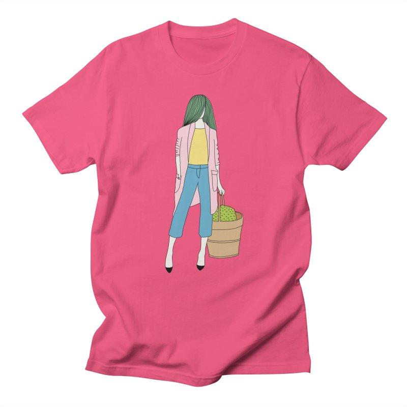 Basket by Elebea Men's T-shirt by elebea