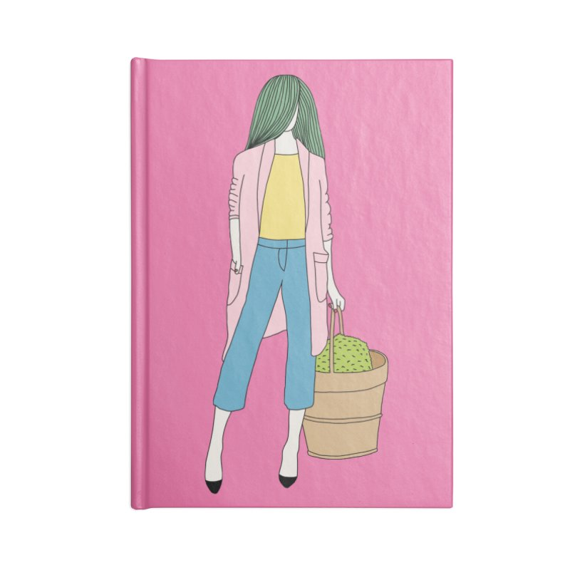 Basket by Elebea Accessories Notebook by elebea