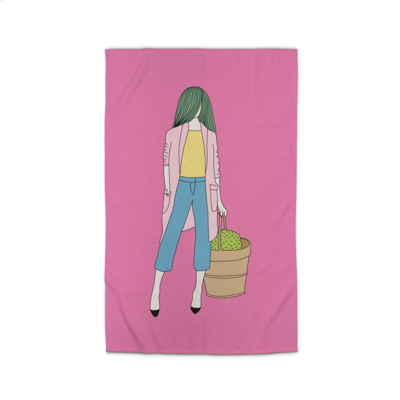 Basket by Elebea Home Rug by elebea