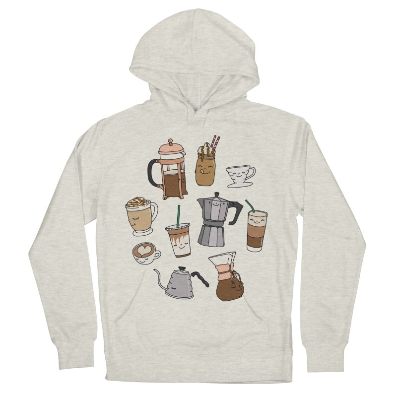 Coffee paradise by Elebea Women's Pullover Hoody by elebea