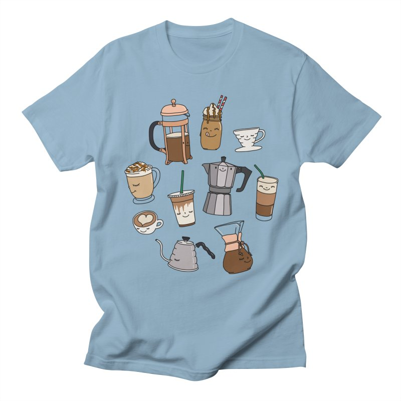 Coffee paradise by Elebea Women's Unisex T-Shirt by elebea
