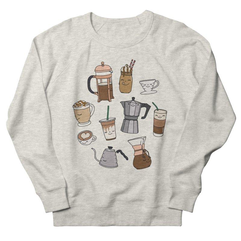 Coffee paradise by Elebea Men's Sweatshirt by elebea