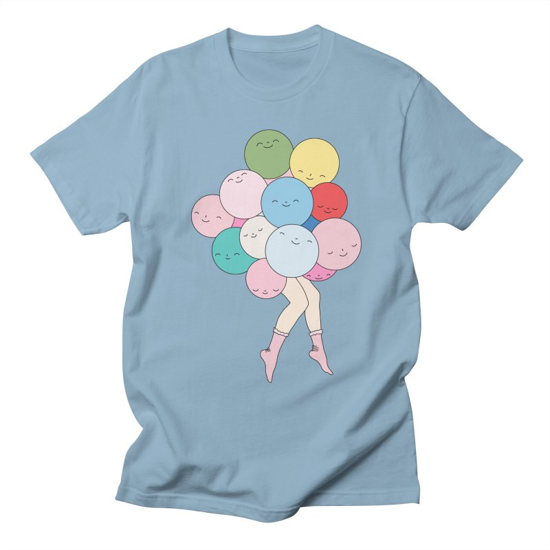 Sky party by Elebea Women's Unisex T-Shirt by elebea