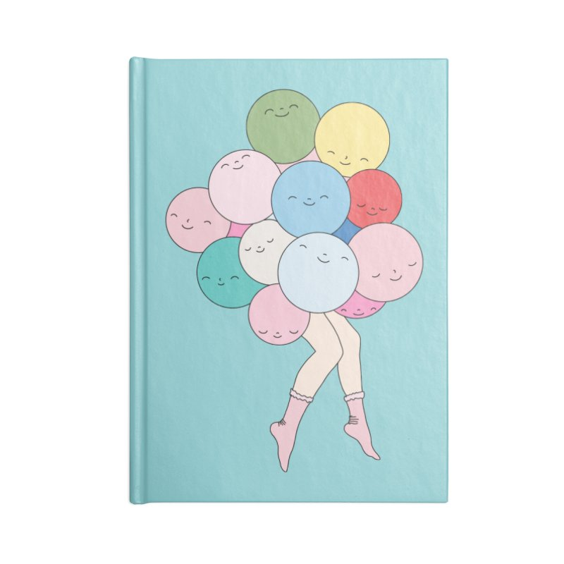 Sky party by Elebea Accessories Notebook by elebea
