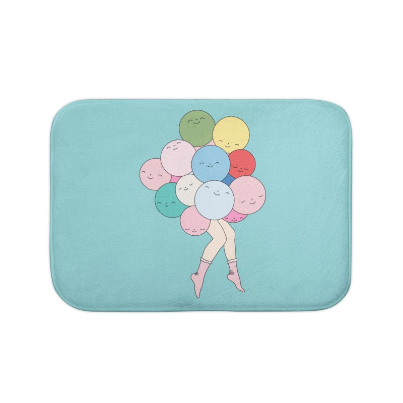 Sky party by Elebea Home Bath Mat by elebea