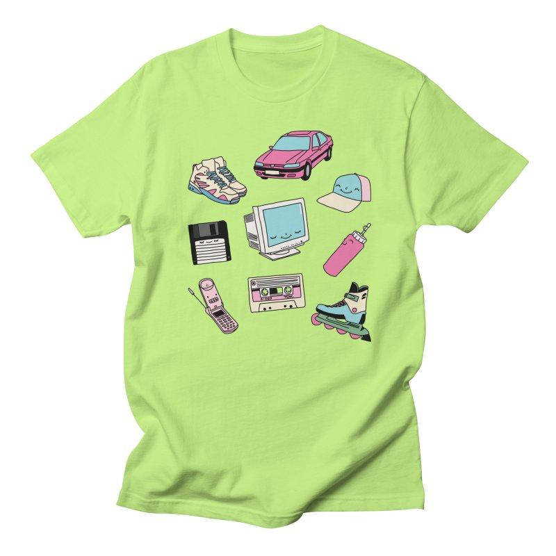90s paradise by Elebea Men's T-shirt by elebea