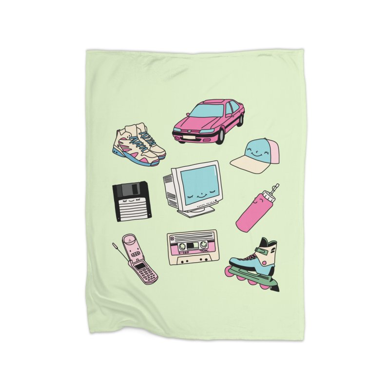 90s paradise by Elebea Home Blanket by elebea