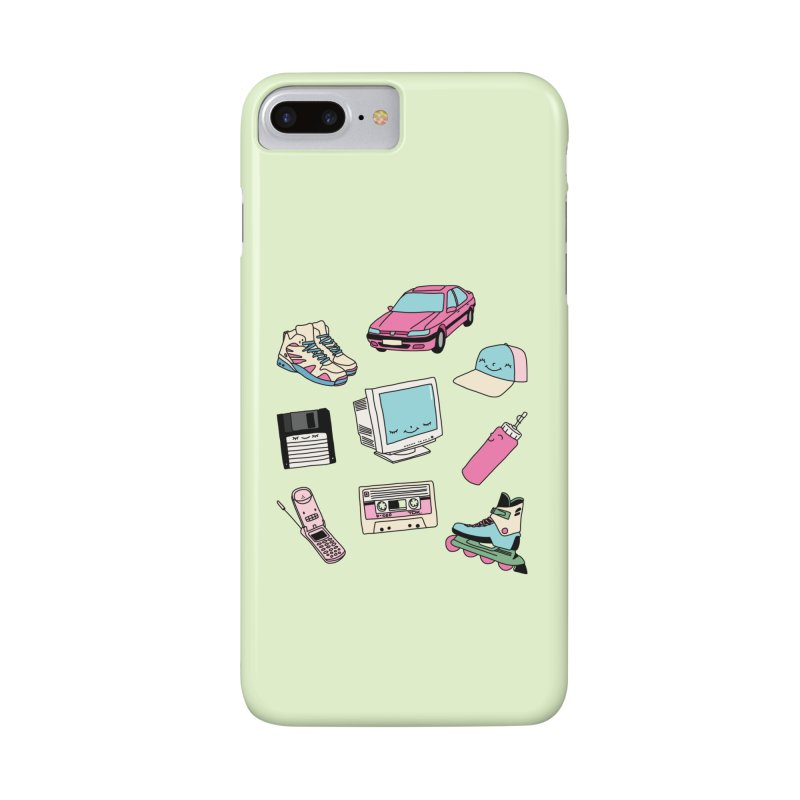90s paradise by Elebea Accessories Phone Case by elebea